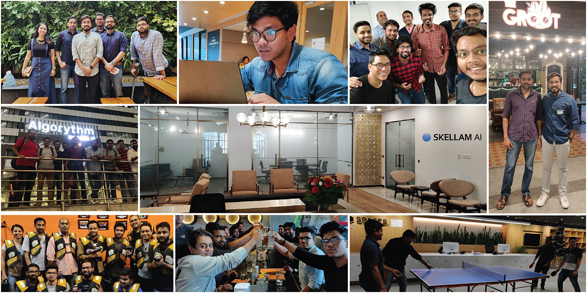 What Makes Skellam AI an Amazing Place to Work At?